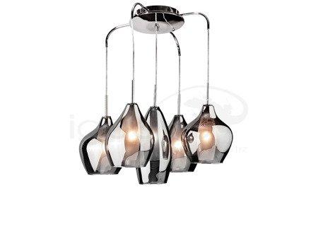 Lampa Amber Milano Wisząca Produkty Oświetlenie